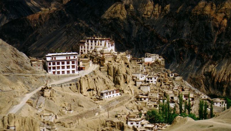 Lamayuru-monastery