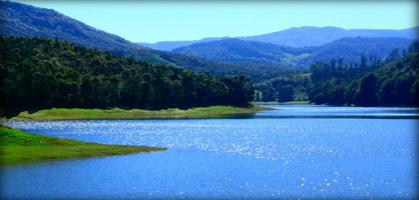 Mattupetty Dam Lake