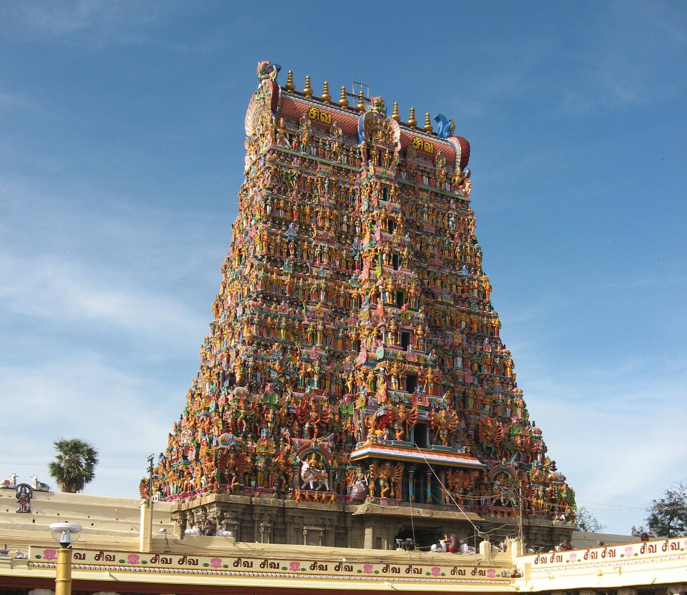 Meenakshi Temple1