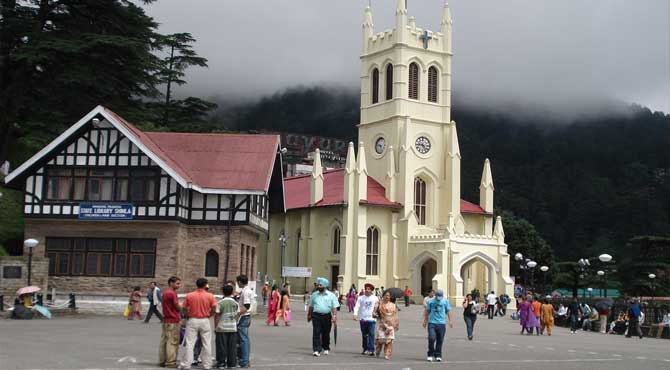 Shimla Travel Package