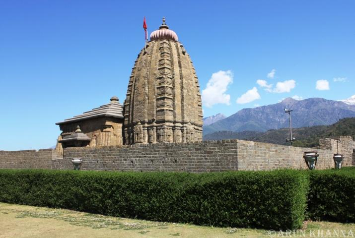 Shri Baijnath Temple