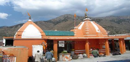Sudh Mahadev Temple
