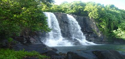 Twin Water Fall, Gangtok