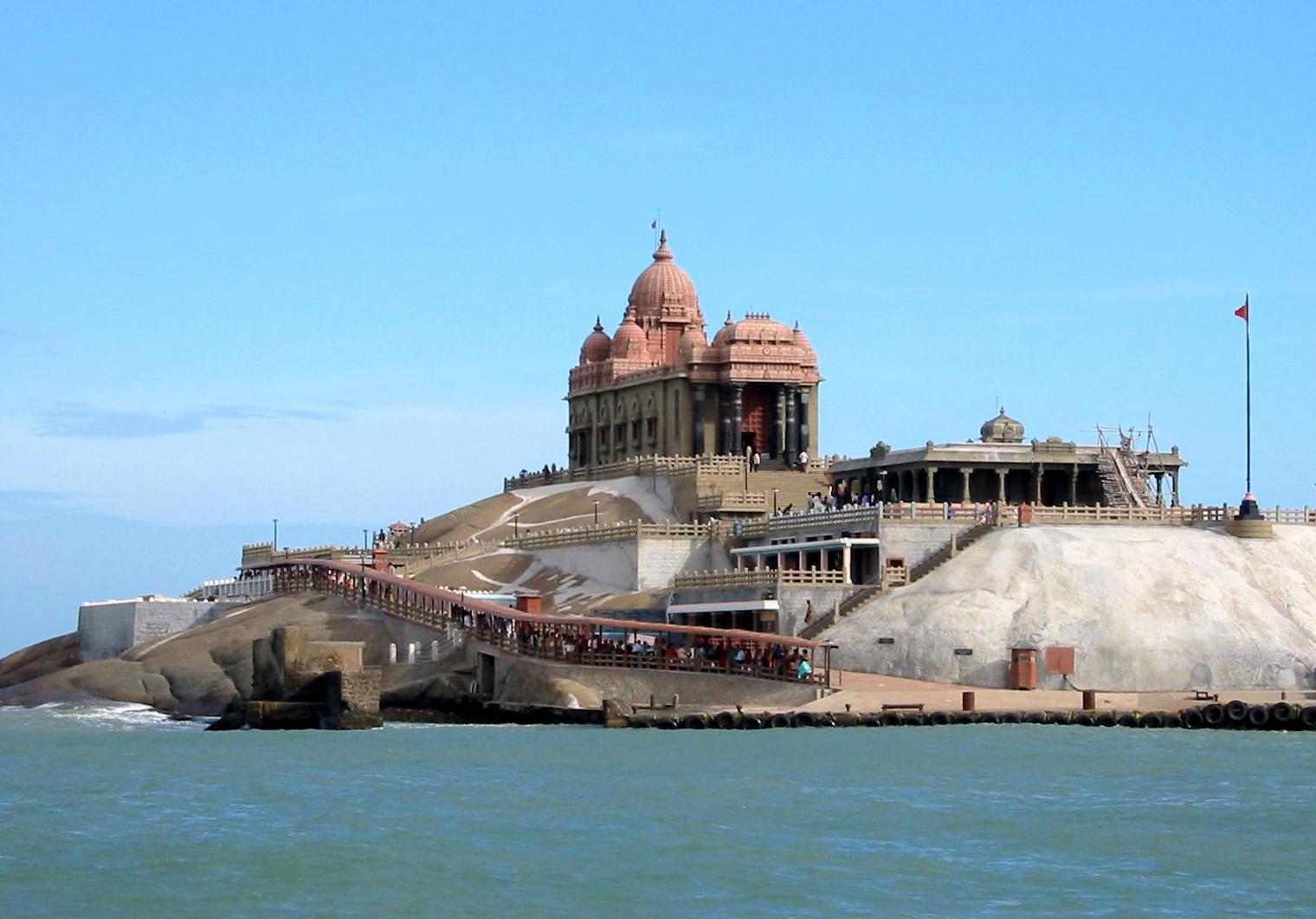 Vivekananda rock 1