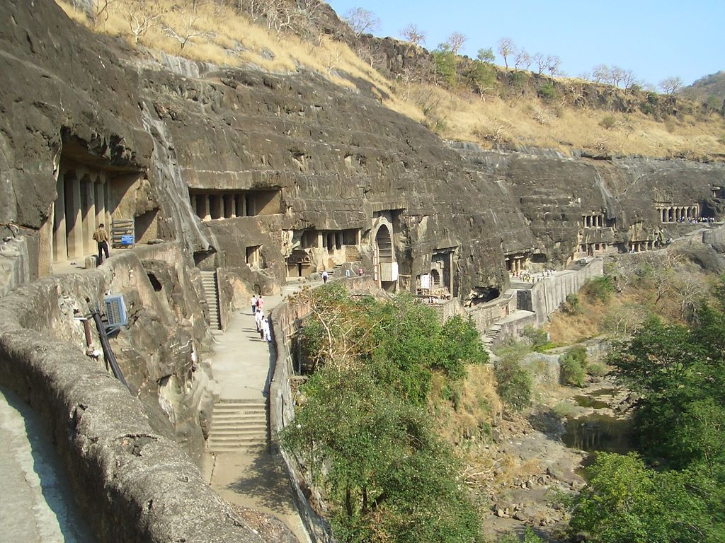 Ajanta Caves1