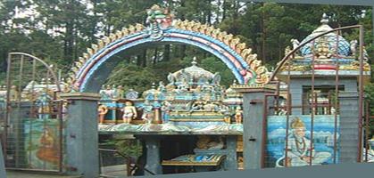 Anjaneear Temple
