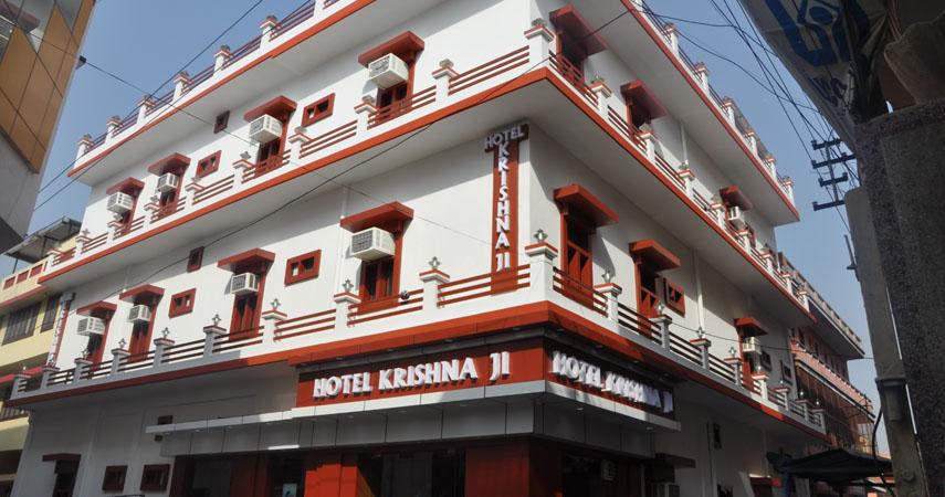 HOTEL KRISHNA JI , HARIDWAR , UTTRAKHAND , INDIA  (3)
