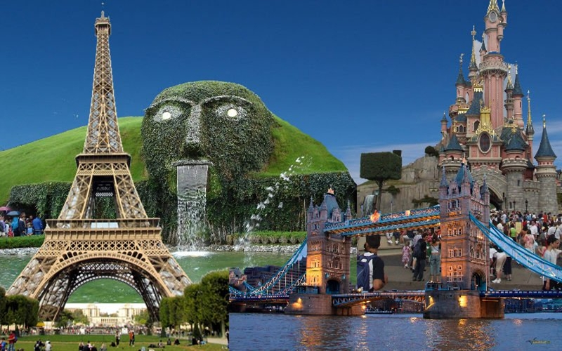 Paris With Swiss