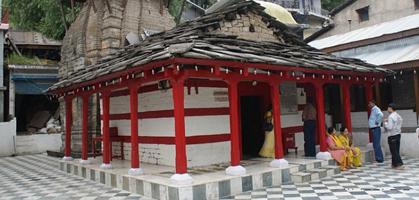 Rama Temple Manali