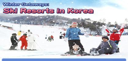 Ski Resorts in Korea