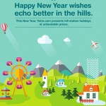 Celebrate New Year In Hill Station With Yatra .com