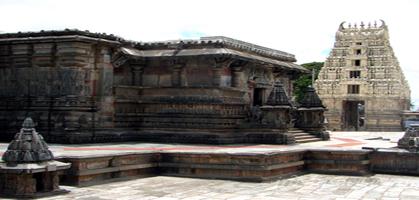 Belur Halebid Temple