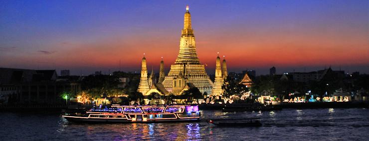 Chao Phraya River Cruise Chao