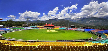 Cricket Stadium, Dharamshala