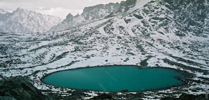 Gaurikund Lake