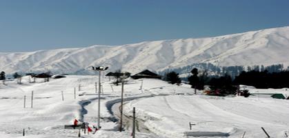 Gulmarg Village View