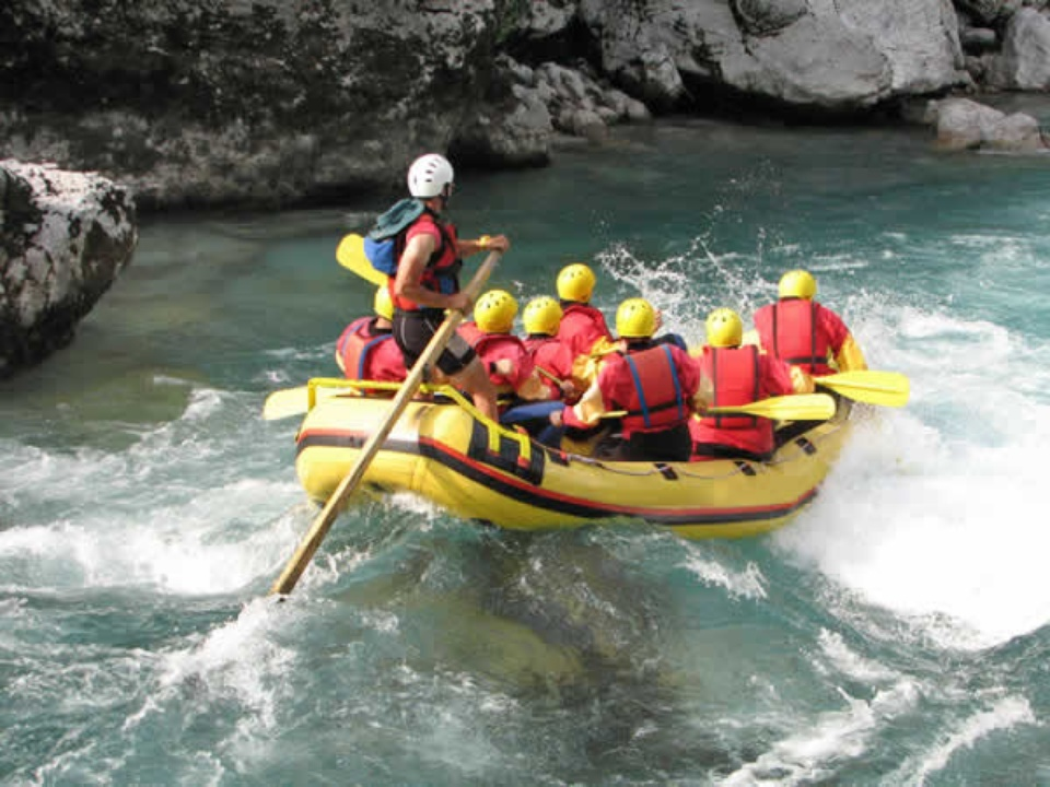 Indus Valley River Rafting