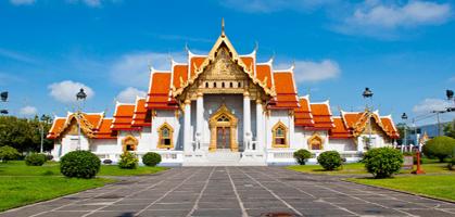 Marble Buddha Temple