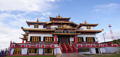 Zang-dog-phalri-Fo-brang  Monastery