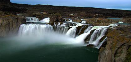 Bheema and Twin water falls