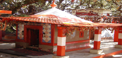 Ghorakhal Bell temple
