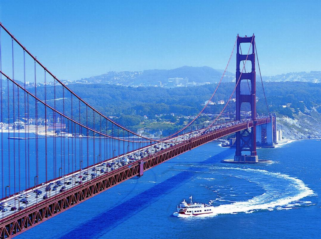 Golden Gate Bay Cruise1