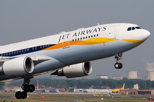 Jet Airways Flight