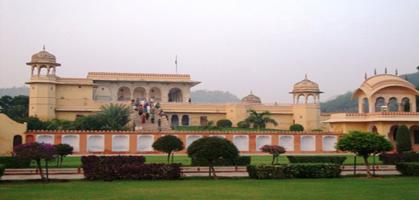 Kanak Vrindavan Temple