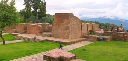 Pelling Rabdentse ruins