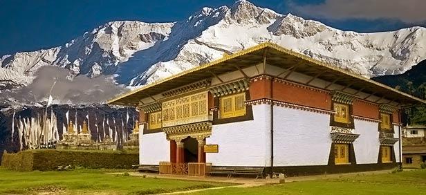 Pemayangtse Monastery1