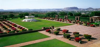 Umaid Public gardens