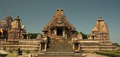 Chandela temples