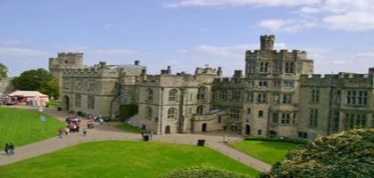 Medieval Warwick Castle
