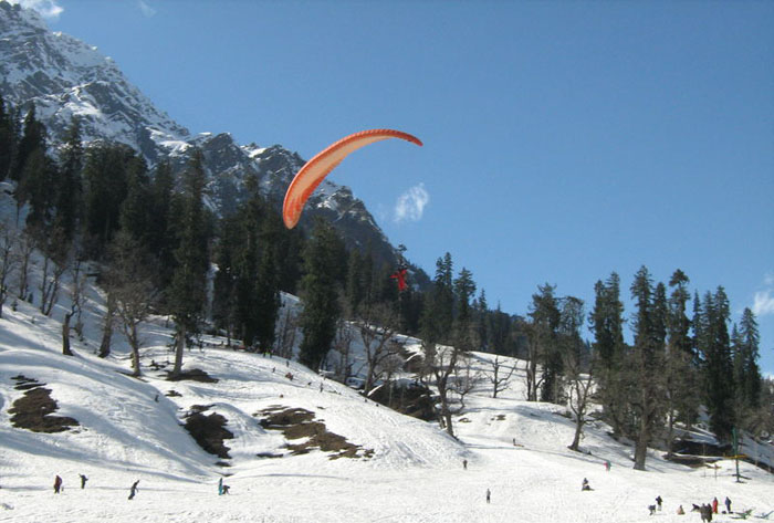 Magical Manali Tour Package By Kesari