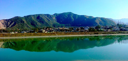 Sundernagar Lake