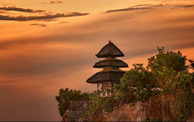 Uluwatu Temple, Bali