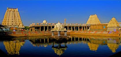 Vishnu Kanchi temples
