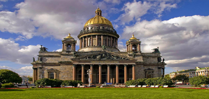 Majestic Isaak Cathedral