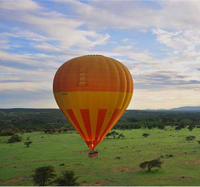 Kerala Hot Air Balloon