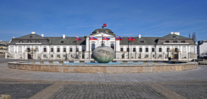 Slovakia's White House