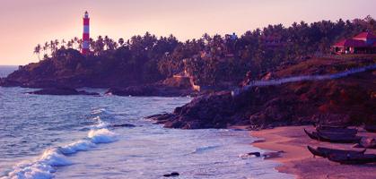 Vizhinjam beach