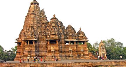 Khajuraho Western Group temple