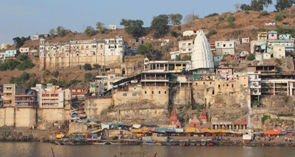 Lord Omkareshwar Temple