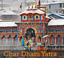 Char Dham Yatra Budget Tour Packages 2017