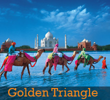 Indian Golden Triangle Tours