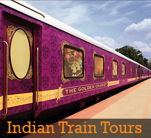 Cheap IRCTC and Luxury Train Tours 2016