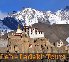 Leh Ladakh Group Packages