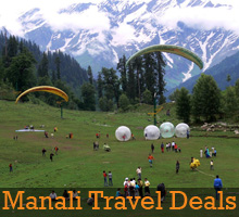 Manali Hill Station Tours 2016