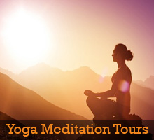 Yoga Meditation Tours in India