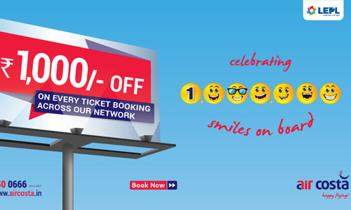 Aircosta Offers